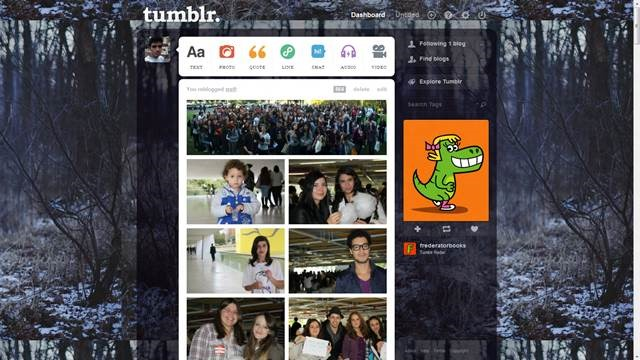 cold outside 49 Useful Tumblr dashboard theme for Tumblr User