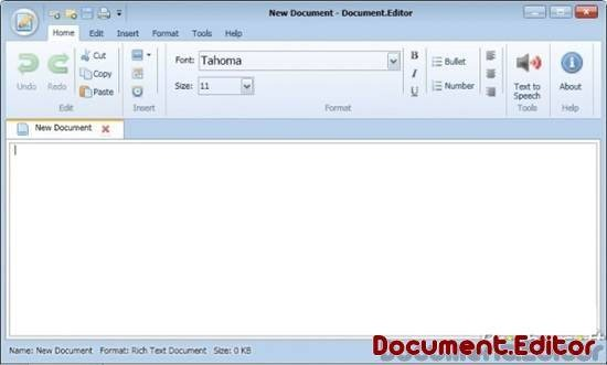 document-editor free and open source word processor - Best Of
