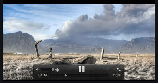 FlareVideo - HTML5 video player with Flash fallback
