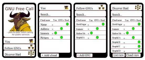 gnu free call