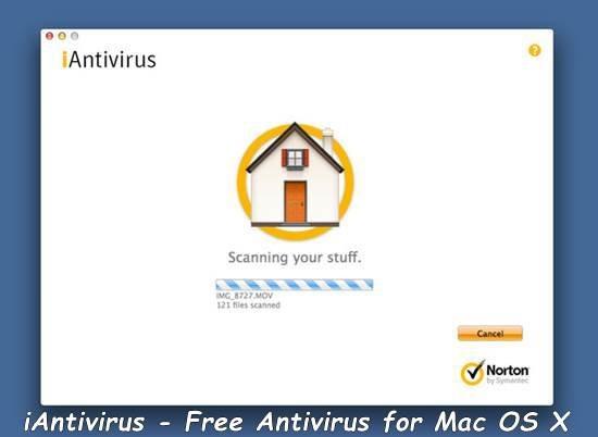 iAntivirus - Free Antivirus for Mac
