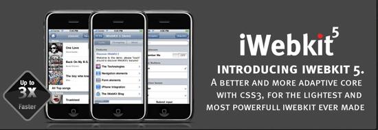 iwebkit-framework