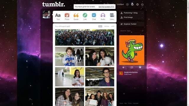 magenta space nebula 49 Useful Tumblr dashboard theme for Tumblr User