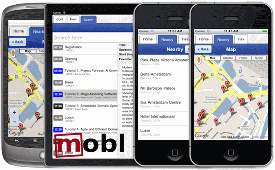 mobl mobile framework