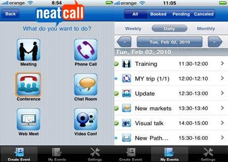 neatcall-iphone-app