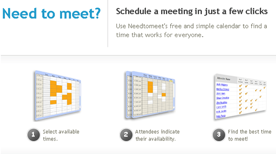 needtomeet Top 16 online appointment scheduling software