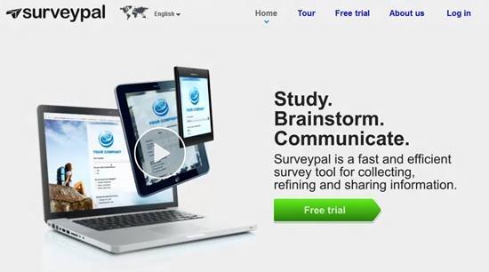 surveypal Survey software : Top 15 online survey software and questionnaire