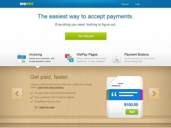 wepay - Turbotax alternative apps