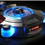 Shanling CD-T300 the Sci-Fi Hi-Fi!