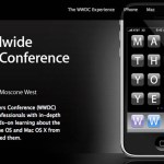 Apple WWDC: June 8 – 12 2009