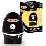 Hi-Ya Ninja Kills Viruses and Bacteria – Even H1N1