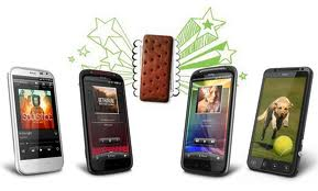 HTC Android 4.0 Ice Cream Sandwich List