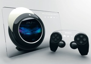 Sony PlayStation 4 Concept