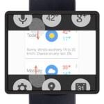 Google Glass Smartwatch