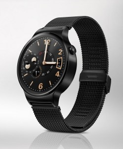 huawei watch black