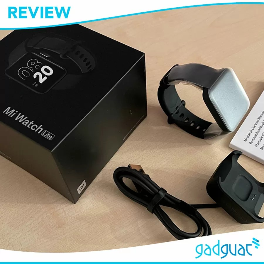 Review Xiaomi Mi Watch Lite