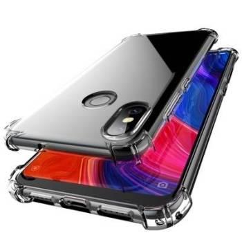1539629238866171723 Anti-knock Phone Case for Xiaomi Mi 8 TPU