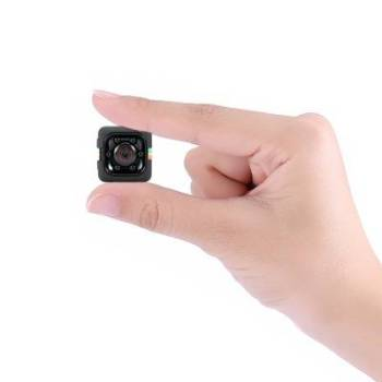 Quelima SQ11 Mini Camera 1080P HD Camcorder with Night Vision