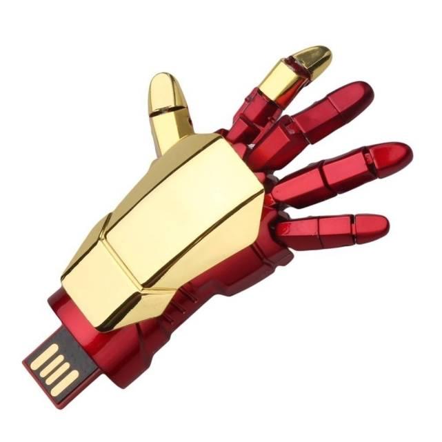 The Avengers Iron Man Usb Flash Drive