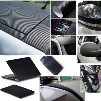 5b7d24d0c0bc1f3fcddc1a31 6 larg 3D Black Carbon Fiber Film For Car