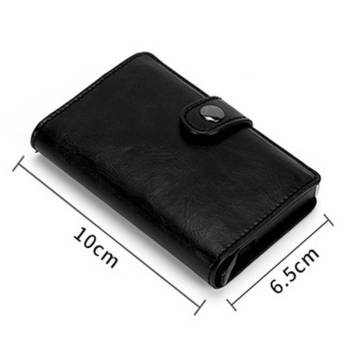 5bed0154919daa3467beb920 5 larg Leather Slim Money Clip And Cardholder