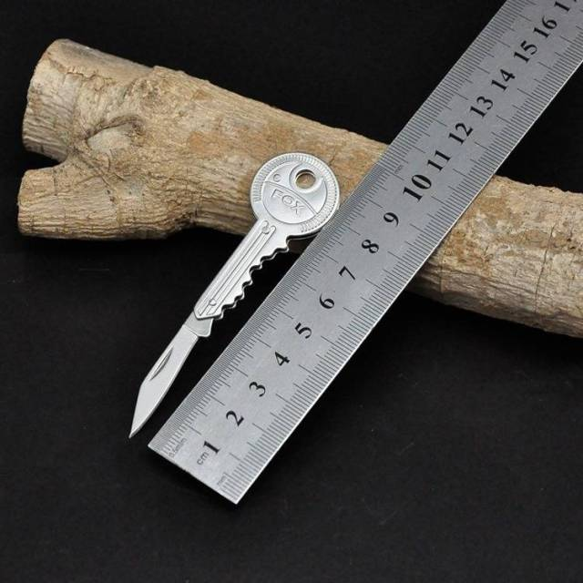 Mini Key Size Knife