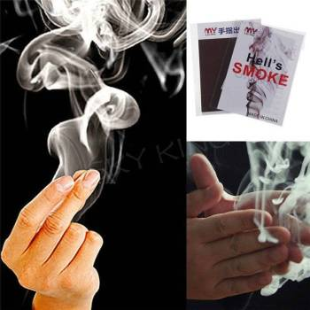 Magic Smoke From Hand