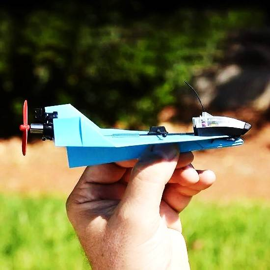 Paper Airplane Toys & Games