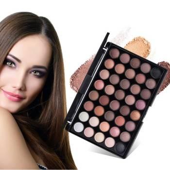 H9a150daa7b344bd7b39555f844e0c38cf 40 Colors Eyeshadow Makeup Palette