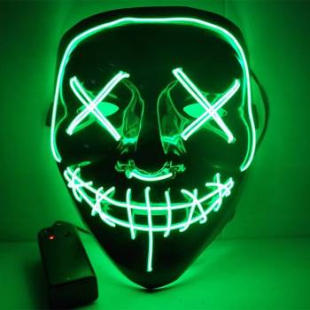 HTB1mvbRaO 1gK0jSZFqq6ApaXXao Halloween Party Led Mask  - Super Cool  Halloween Accessories