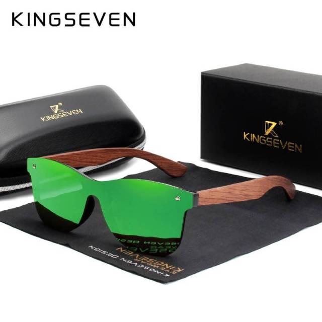 Polarized  Wooden Sunglasses For Men – Original Wood Oculos