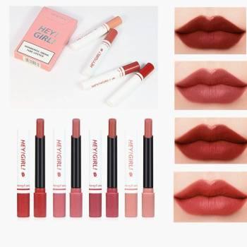 H9b815df563ff4bfdaae8c22344c6e6cb8 1 Velvet matte Cigarette Lipstick - WaterProof