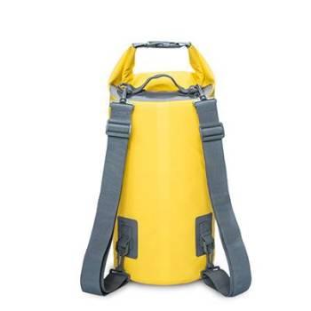 20L Outdoor River Trekking Bag – Double Shoulder Strap Swimming Waterproof Bags