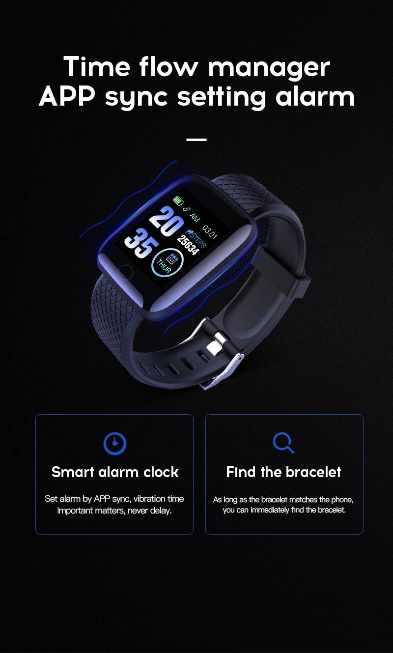 H9c5ccb4812e5424989833d2b5049e46fe Fitness Tracker Watch  Waterproof Sport For Android IOS