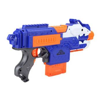 23256 motd5z Toy Gun For Nerf Darts Soft Hollow Hole Head Bullets