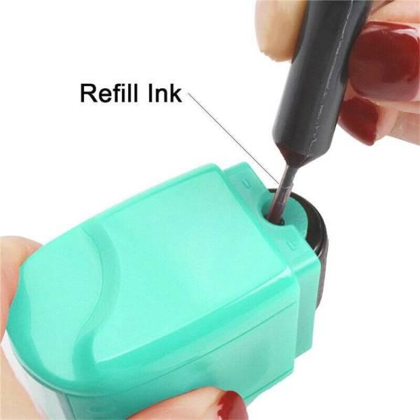 Identification Security Roller stamp Gadkit