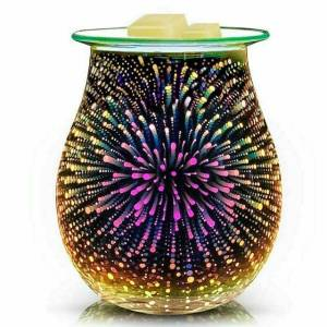Aroma Electric Wax Melt Incense Burner 3D Touch Firework Lamp Night Light Tart Aromatherapy Diffuser Wax.jpg 640x640 The Best New Year Gifts Which Are Amazing