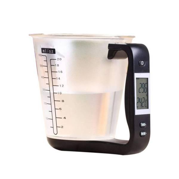 Digital Kitchen Measuring Cup Gadkit