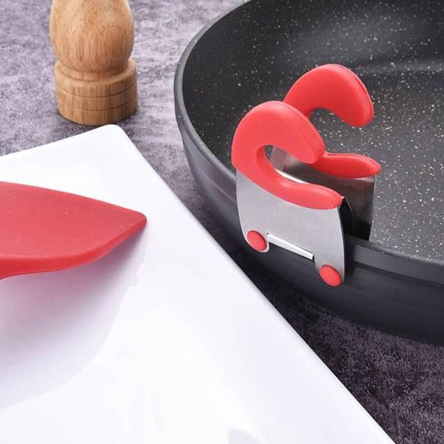 Heat-resistant Rest Spatula