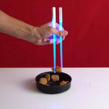 Lighted Up Chopsticks Gadkit 1 Lighted Up Chopsticks