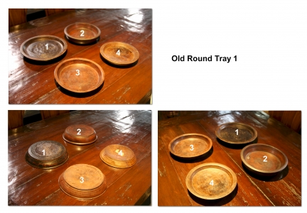 Old Round Tray 1