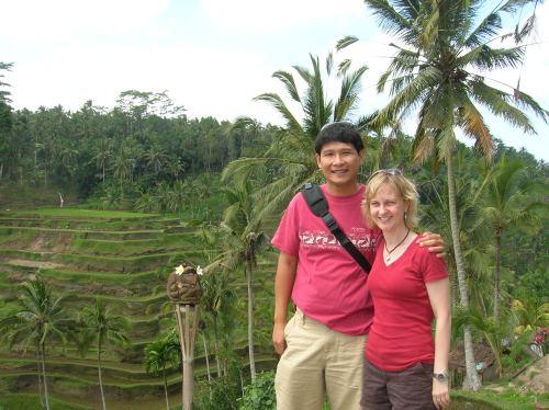 Setiawan & Jill Onggo