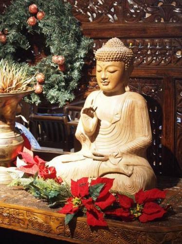 Buddha Christmas