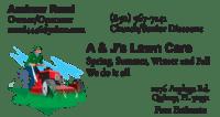 A & J's Lawn Care