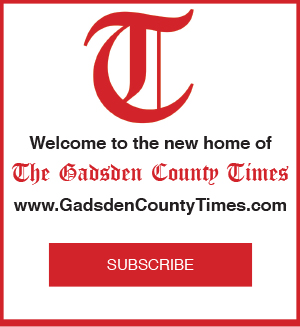 Subscribe to The Gadsden County Times