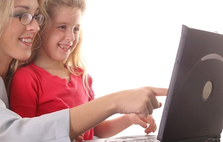 Bloggen als Mutter | © panthermedia.net / Andi Berger