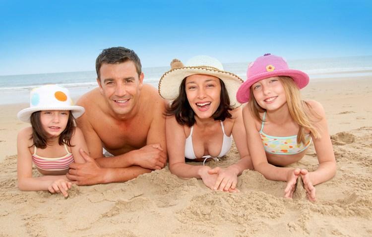 Urlaub mit der Familie | © panthermedia.net / Fabrice Michaudeau