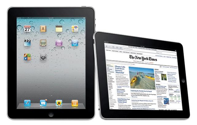 navegar en el ipad apple