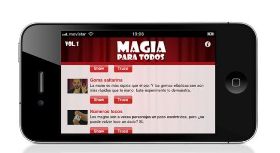 Magia en tu iPhone