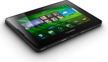Tableta Playbook de Blackberry